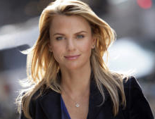 Lara Logan, photo owned by of CBS News