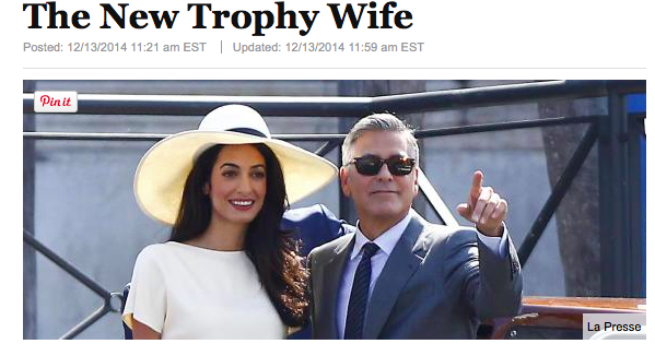 "the new ""trophy wife""?"